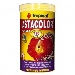 Tropical Astacolor pašaras žuvims 500 ml