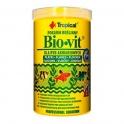 Tropical Bio-vit augalinis pašaras žuvims 100ml