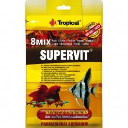 Tropical Supervit pašaras su Beta-gliukanu žuvims 12g
