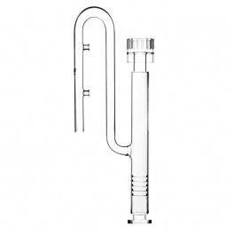 VIV Glass Skimmer Inflow 17mm