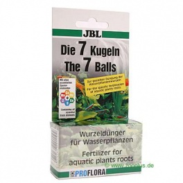 The 7 balls