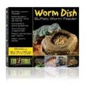 Ex Small Worm Dish - Indas Kirmėlėms