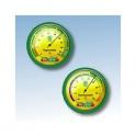 JBL TerraControl, Termometras ir hidrometras