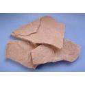 Schiefer, rosa - Natūralūs sendinti rausvi akmenys