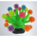 Spalvotas koralas , mažas