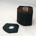 JBL PhosEx ultra, fosfatų sugėriklis su krepšeliu skirtas CrystalProfi i80-i200