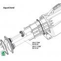 JBL UV-C 72W/110W kvarcinio stiklo įdėklas