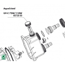 JBL UV-C 72W/110W ratų reguliatorius
