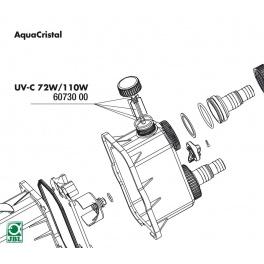 JBL UV-C 72W/110W sparnuotė