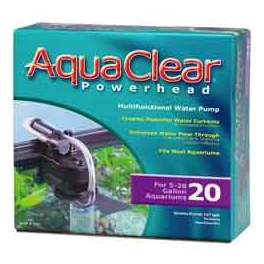 AQUACLEAR POWER HEAD 20
