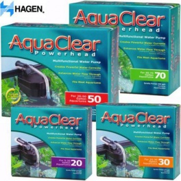 AQUACLEAR POWER HEAD 50