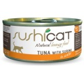 SUSHICAT Tuna with Surimi in Water