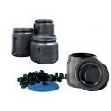 Biologinis tvenkinio filtras Bank filter 35L