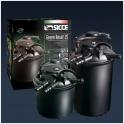 Mechaninis ir biologinis tvenkinio filtras su UV lempa green reset 25L 10W UV