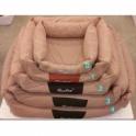 Bimbay Ovalis pagalvėlė Nr.8 (110x80cm) kakavinė
