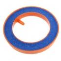 Oro akmenukas žiedo formos 7,5cm diametras