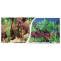 Dvipusis akvariumo fonas 60cm