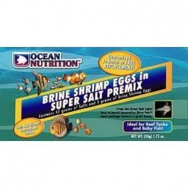 Brine Shripm Eggs in Sea Salt Premix 30g