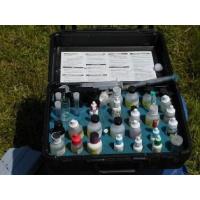 Testai, termometrai ir kt. matavimo prietaisai